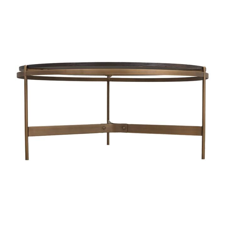 Rio Coffee Table (HL-RIC-424219) - Brown Oak